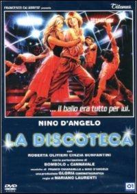 Locandina La discoteca