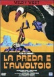 Cover Dvd DVD La preda e l'avvoltoio