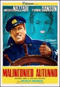 Malinconico autunno di Raffaello Matarazzo - DVD