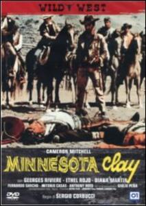 Minnesota Clay di Sergio Corbucci - DVD