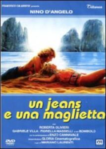 Un jeans e una maglietta di Mariano Laurenti - DVD
