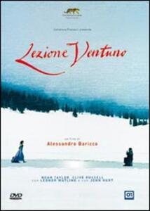 Lezione Ventuno di Alessandro Baricco - DVD