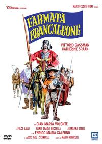 Cover Dvd L'armata Brancaleone