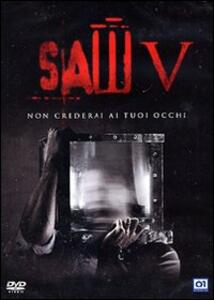Saw V di David Hackl - DVD