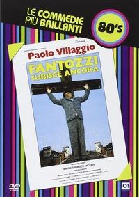 Cover Dvd Fantozzi subisce ancora