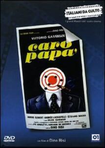 Caro papà di Dino Risi - DVD