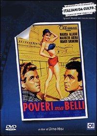 Cover Dvd Poveri, ma belli