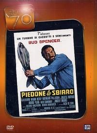 Cover Dvd Piedone lo sbirro