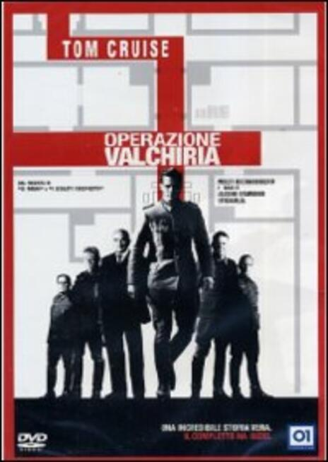Operazione Valchiria di Bryan Singer - DVD