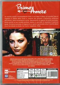 Primo amore di Dino Risi - DVD - 2