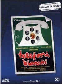 Cover Dvd Telefoni bianchi