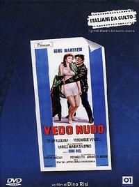 Cover Dvd Vedo nudo