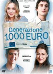 Generazione 1000 euro di Massimo Venier - DVD