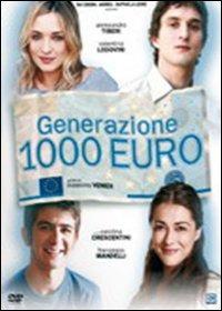 Cover Dvd Generazione 1000 euro