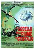 Film L' uccello dalle piume di cristallo Dario Argento