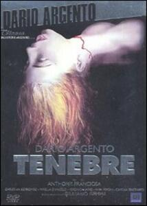 Tenebre di Dario Argento - DVD