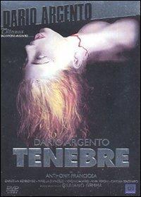 Cover Dvd Tenebre