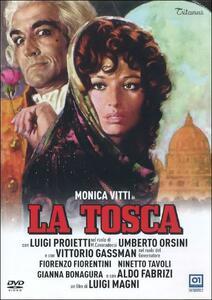 La Tosca di Luigi Magni - DVD