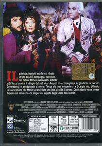 La Tosca di Luigi Magni - DVD - 2