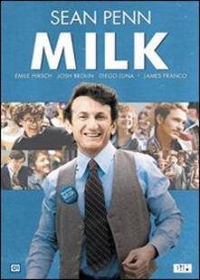 Milk (1 DVD) di Gus Van Sant - DVD