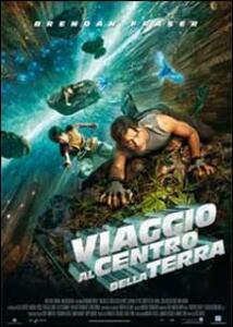 Viaggio al centro della Terra 3D (2 DVD)<span>.</span> Special Edition di Eric Brevig - DVD