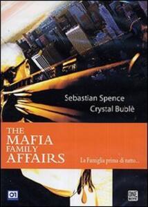 The Mafia Family Affair di Roger Evan Larry - DVD