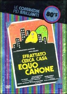 Sfrattato cerca casa equo canone di Pier Francesco Pingitore - DVD