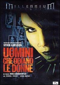 Cover Dvd Uomini che odiano le donne (1 DVD)