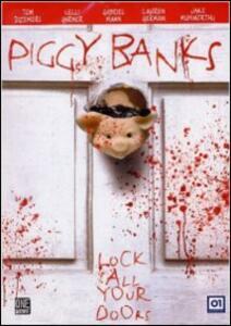 Piggy Banks di Morgan J. Freeman - DVD