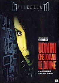 Cover Dvd Uomini che odiano le donne (2 DVD)