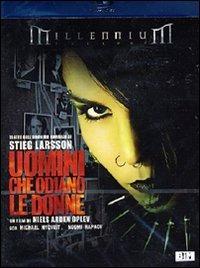 Cover Dvd Uomini che odiano le donne