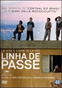 Linha de Passe di Walter Salles,Daniela Thomas - DVD