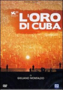 L' oro di Cuba di Giuliano Montaldo - DVD