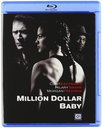 Cover Dvd Million Dollar Baby