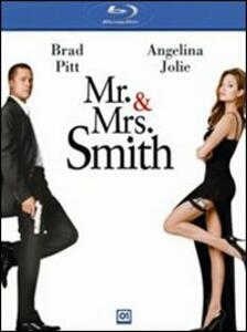 Mr. & Mrs. Smith di Doug Liman - Blu-ray