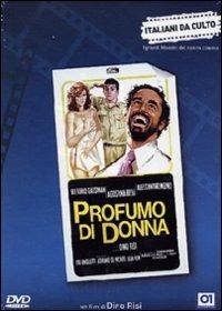 Cover Dvd Profumo di donna