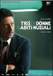 Tris di donne & abiti nuziali di Vincenzo Terracciano - DVD