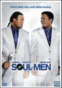 Cover Dvd Soul Men