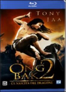 Ong-Bak 2. La nascita del dragone di Tony Jaa,Panna Rittikrai - Blu-ray
