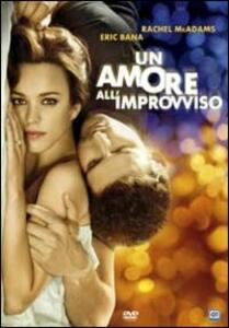 Un amore all'improvviso di Robert Schwentke - DVD