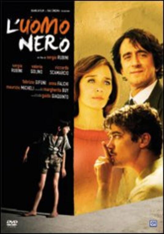 L' uomo nero di Sergio Rubini - DVD