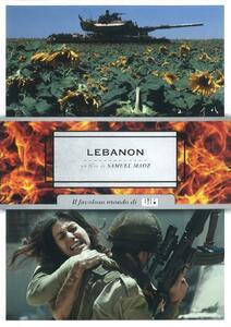 Lebanon (2 DVD) di Samuel Maoz - DVD