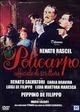 "Cover Dvd DVD Policarpo, ""ufficiale di scrittura"""