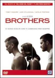 Brothers di Jim Sheridan - DVD