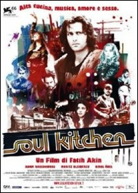 Cover Dvd Soul Kitchen