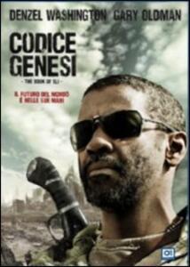 Codice Genesi di Albert Hughes,Allen Hughes - DVD
