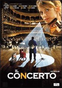 Cover Dvd Il concerto