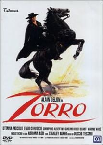 Zorro di Duccio Tessari - DVD