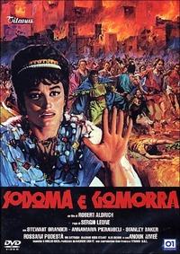 Cover Dvd Sodoma e Gomorra