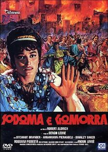 Sodoma e Gomorra di Robert Aldrich,Sergio Leone - DVD